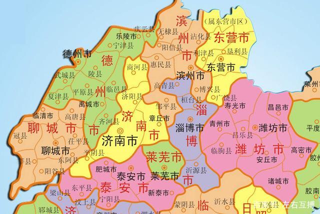 滨州的未来不在于主城区,而在于无棣